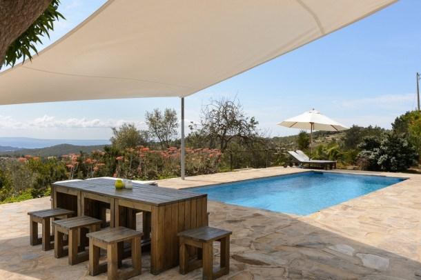 Location vacances Sant Josep de sa Talaia -  Maison - 7 personnes - Barbecue - Photo N° 1