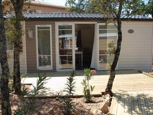 Location vacances Rocbaron -  Maison - 4 personnes - Salon de jardin - Photo N° 1