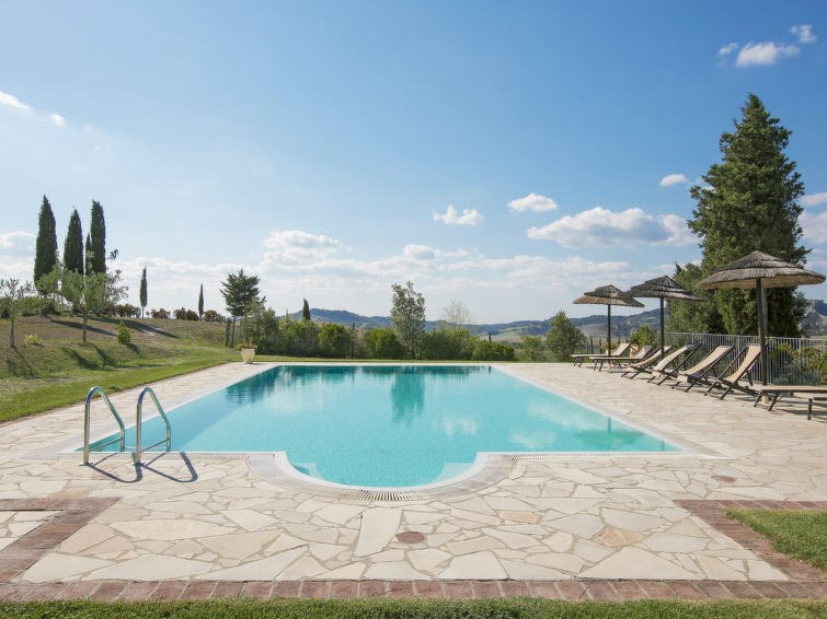 Location vacances Montaione -  Appartement - 4 personnes -  - Photo N° 1