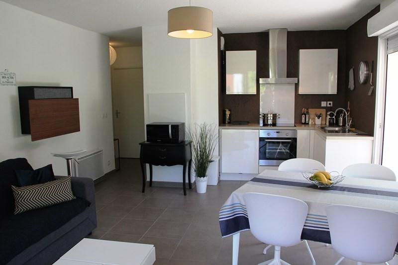 Location vacances Capbreton -  Appartement - 4 personnes - Lave-linge - Photo N° 1