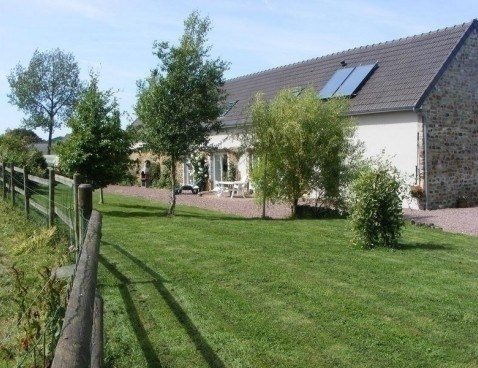 Location vacances Le Plessis-Lastelle -  Maison - 6 personnes - Barbecue - Photo N° 1