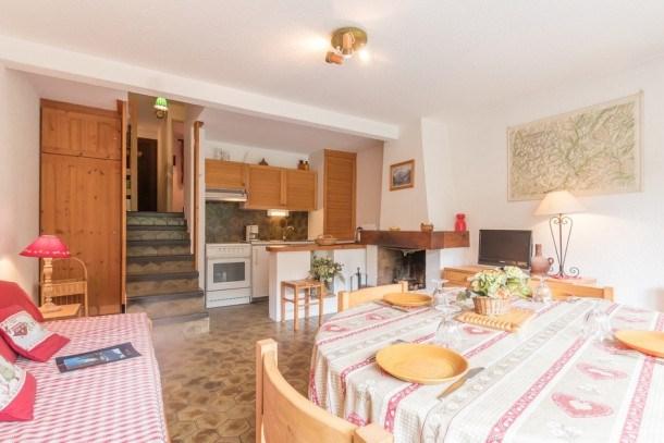 Location vacances Saint-Chaffrey -  Appartement - 6 personnes - Télévision - Photo N° 1