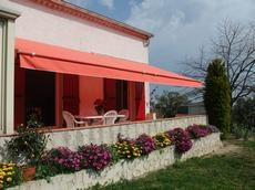 Appartement (Gîte) dans villa. Situation géographique TANNERON