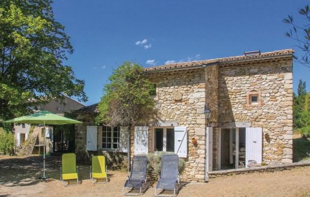 Location vacances La Bégude-de-Mazenc  -  Maison - 10 personnes - Barbecue - Photo N° 1