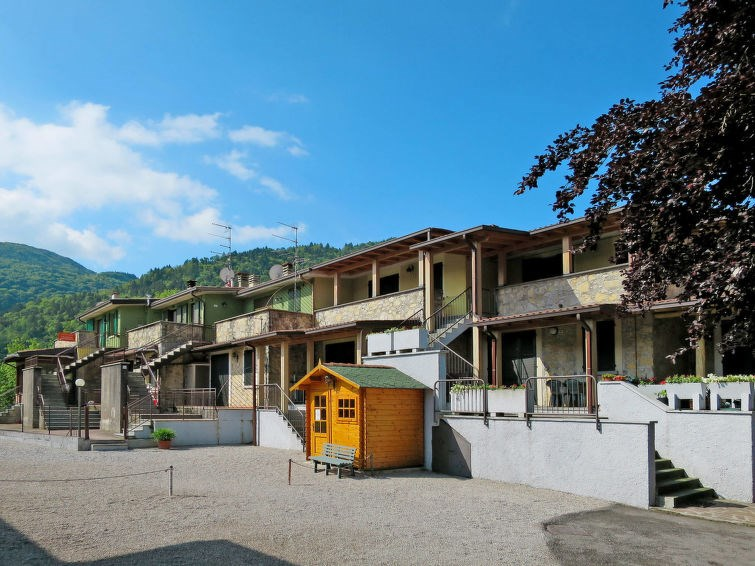 Location vacances Idro -  Appartement - 6 personnes -  - Photo N° 1