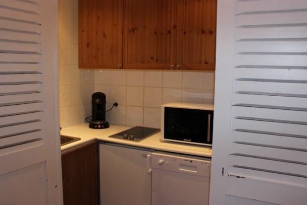 Location vacances Saint-Martin-de-Belleville -  Appartement - 4 personnes - Télévision - Photo N° 1