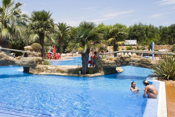 Camping Solmar - Chalet Confort 3Ch 6pers avec Terrasse -