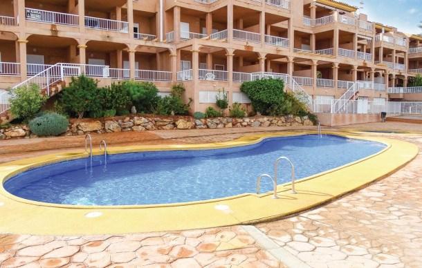 Location vacances Mojácar -  Appartement - 4 personnes - Chaîne Hifi - Photo N° 1