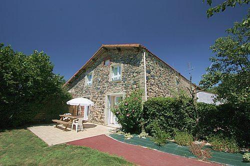 Location vacances Le Poiré-sur-Vie -  Maison - 5 personnes - Barbecue - Photo N° 1