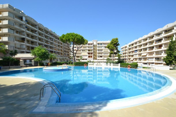 Location vacances Salou -  Appartement - 6 personnes - Barbecue - Photo N° 1