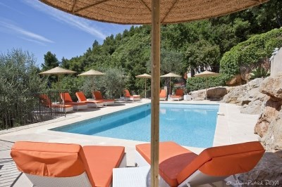 The O' Country house will nhora seen panoramic sea - Grasse
