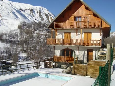 Ferienwohnungen Saint-Sorlin-d'Arves - Wohnung - 8 Personen - Grill - Foto Nr. 1