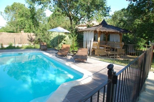 Cottage Gardens of Estriat 20 people - Vezenobres