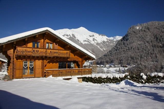 Affitti per le vacanze Morzine - Casa - 8 persone - Lounge chair - Foto N° 1