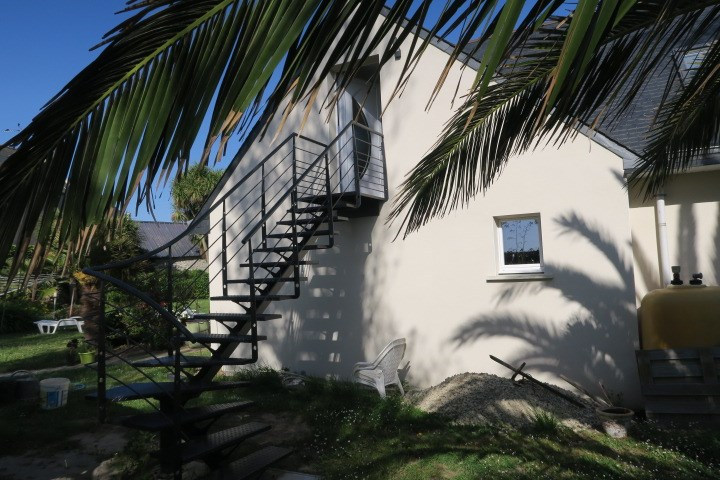 Holiday rentals Santec - Cottage - 4 persons - BBQ - Photo N° 1