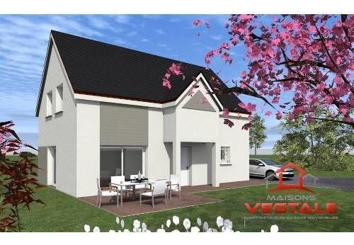 Maison  5 pièces + Terrain 1350 m² Vernou-la-Celle-sur-Seine par MAISONS VESTALE IDF