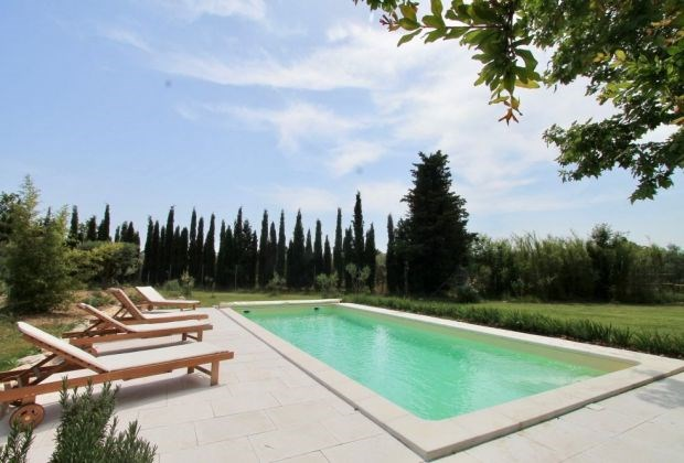 Holiday rentals Châteaurenard - House - 10 persons - BBQ - Photo N° 1