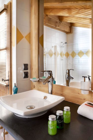 Location vacances Les Houches -  Appartement - 4 personnes -  - Photo N° 1