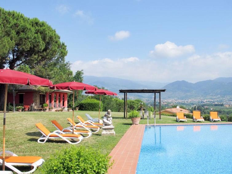 Location vacances Montecarlo -  Maison - 10 personnes -  - Photo N° 1
