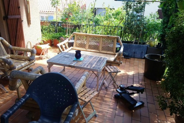 Location vacances Arles -  Maison - 2 personnes - Barbecue - Photo N° 1