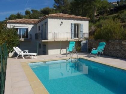 Location vacances La Cadière-d'Azur -  Maison - 6 personnes - Télévision - Photo N° 1