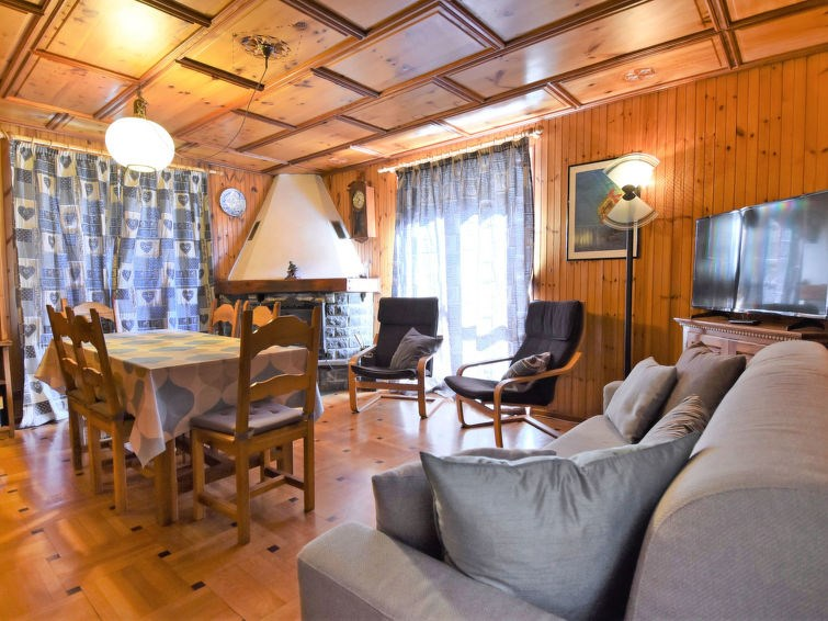 Location vacances Brusson -  Appartement - 6 personnes -  - Photo N° 1