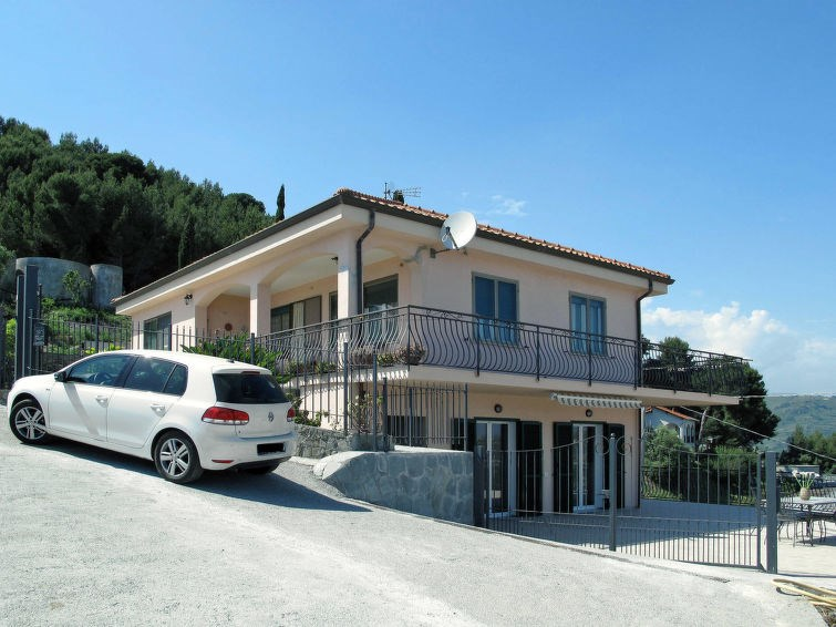 Location vacances San Lorenzo al Mare -  Appartement - 7 personnes -  - Photo N° 1