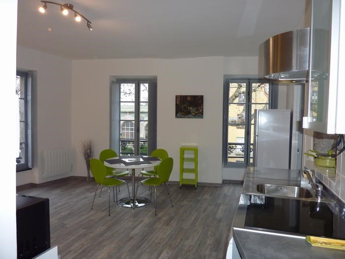 Holiday rentals Carcassonne - Apartment - 5 persons - DVD player - Photo N° 1