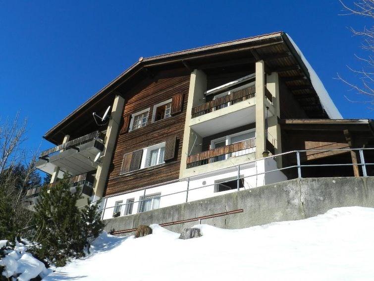 Appartement pour 6 à Saanenmöser