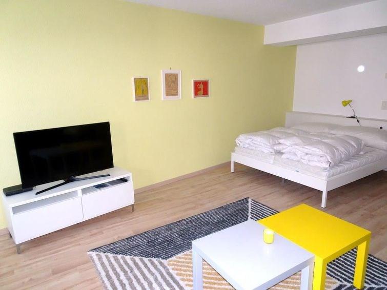 Appartement pour 3 à Mürren-Gimmelwald