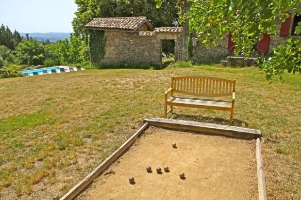 Ferienwohnungen Labégude - Hütte - 9 Personen - Grill - Foto Nr. 1