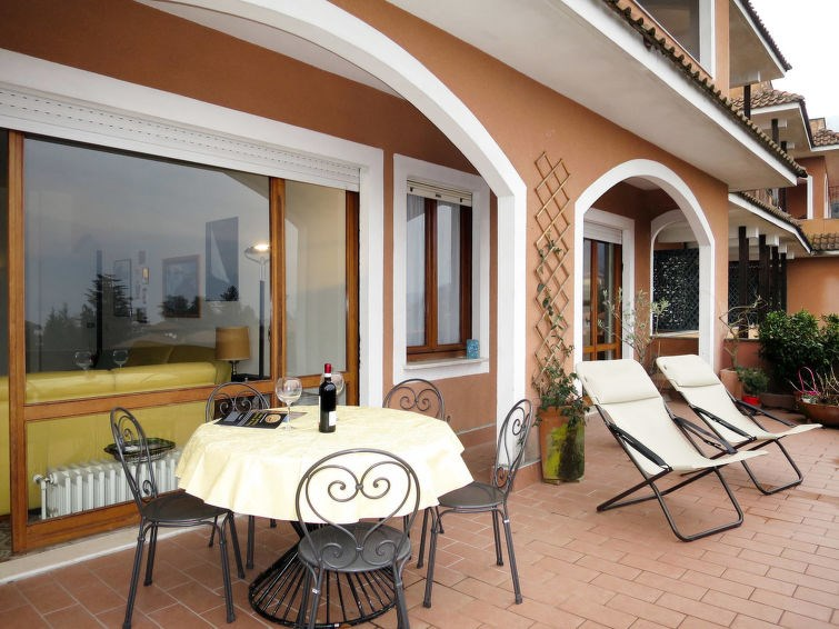 Appartement pour 3 personnes à Stresa