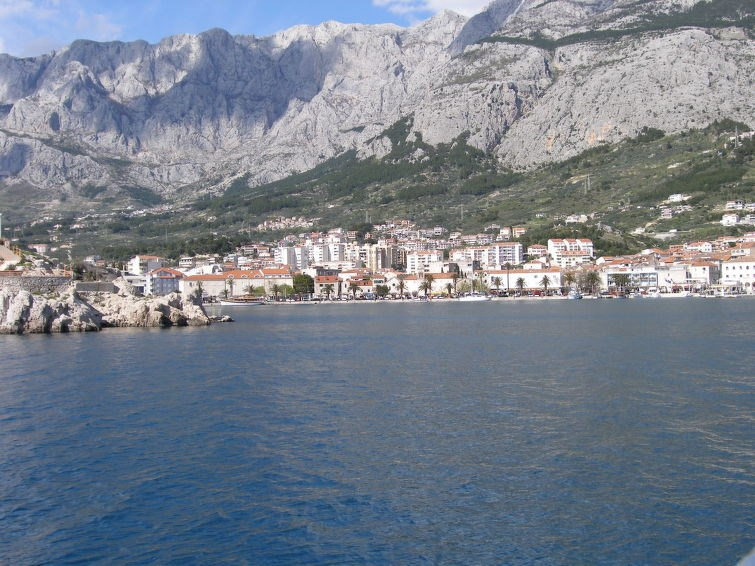 Location vacances Makarska -  Appartement - 4 personnes -  - Photo N° 1