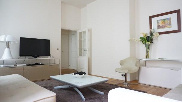 Location vacances Paris 8e Arrondissement -  Appartement - 2 personnes - Télévision - Photo N° 1