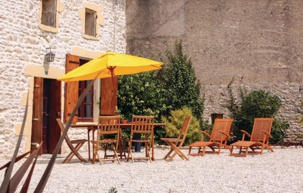 Location vacances Le Gicq -  Maison - 5 personnes - Barbecue - Photo N° 1