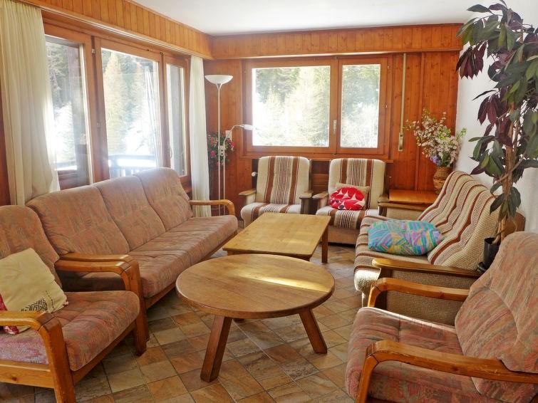 Appartement pour 5 personnes à Zinal