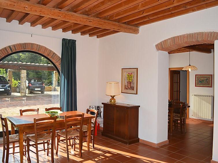 Maison pour 3 personnes à Mercatale Val di Pesa