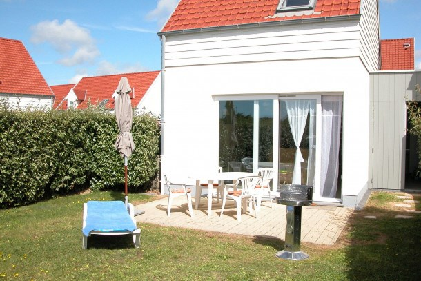 Location vacances Wimereux -  Maison - 4 personnes - Barbecue - Photo N° 1