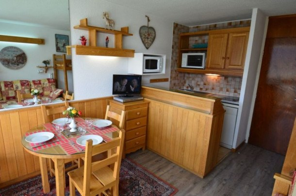 Location vacances Saint-Martin-de-Belleville -  Appartement - 3 personnes - Lecteur DVD - Photo N° 1