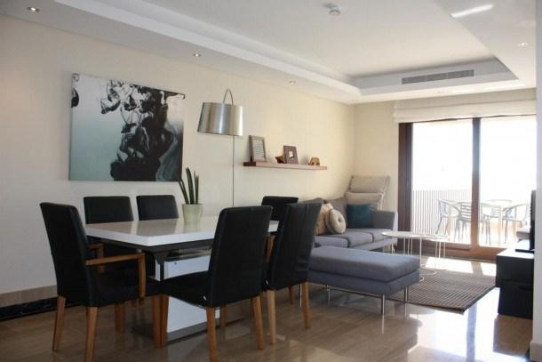 Location vacances Estepona -  Appartement - 4 personnes - Télévision - Photo N° 1
