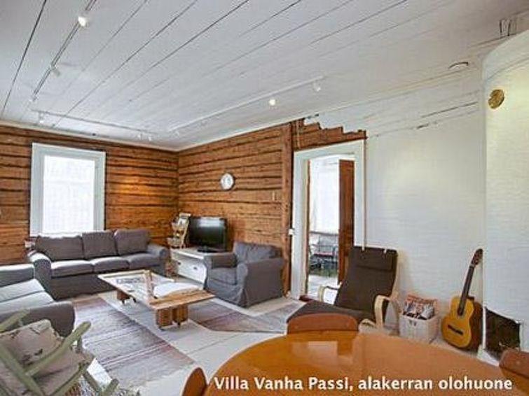 Studio pour 1 personnes à Karjalohja