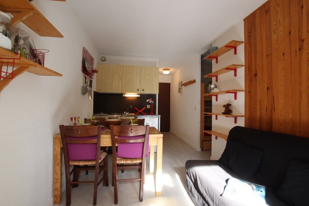 Location vacances Puy-Saint-Vincent -  Appartement - 4 personnes - Télévision - Photo N° 1