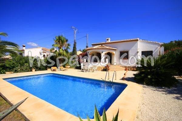 Maison en Espagne dispose d'une piscine priv