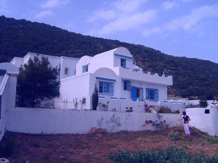 Location vacances Ghar El Melh -  Maison - 8 personnes - Jardin - Photo N° 1