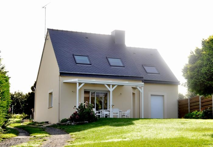 Holiday rentals Planguenoual - House - 8 persons - BBQ - Photo N° 1