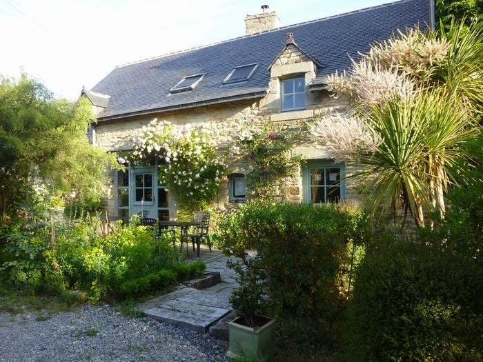 Location vacances Moëlan-sur-Mer -  Maison - 4 personnes - Jardin - Photo N° 1