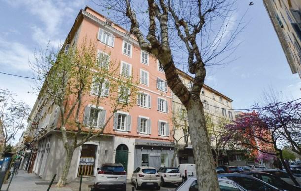 Location vacances Bastia -  Appartement - 2 personnes - Télévision - Photo N° 1