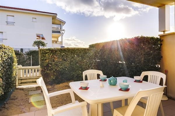 Location vacances Biscarrosse -  Appartement - 4 personnes - Terrasse - Photo N° 1