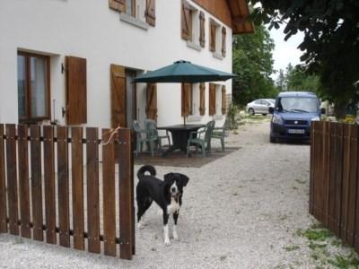 "Holiday cottage ""Les Marronniers"" - Fleurey"