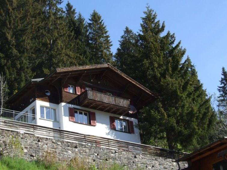 Appartement pour 6 personnes à Adelboden